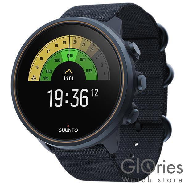 腕時計, メンズ腕時計  SUUNTO 9 SUUNTO 9 G1 BARO GRANITE BLUE TITANIUM SS050565000