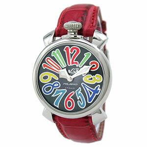 GaGaMILANO [海外輸入品] ガガミラノ マニュアーレ 40MM 5020.2 RE メンズ&レディース 腕時計 時計:腕時計本舗セレクト