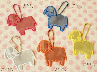 [黑貓DM班次OK]反射器miffy Glimmis(miffigurimisu)羊