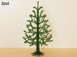 lovi(ロヴィ) 白樺のクリスマスツリー グリーン 30cm