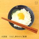[ネコポスOK] 大黒屋うるし卵かけご飯箸【日本製 天然木 鉄木 卵ごはん】