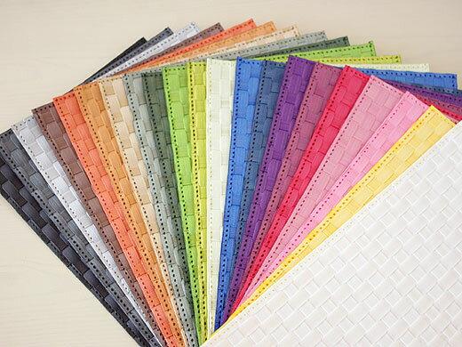 【在庫限りで終了です!】 全21色! 水洗いOK! saleen ザリーン 洗えるティーマット