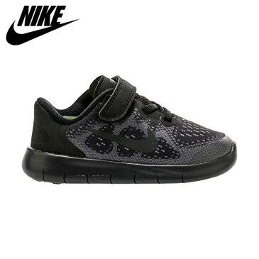 ナイキ NIKE キッズ ジュニア 子供靴 スニーカー Free RN 904257-001 アウトレット[並行輸入品]