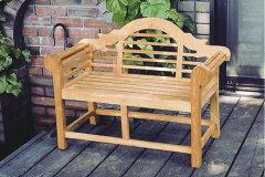 貴族ベンチのミニタイプ、座面高も低くお子様が座りやすい!ミニ貴族ベンチ 【送料無料】