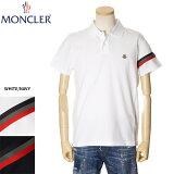 モンクレールMONCLERポロシャツメンズホワイトS/M/L/XL/2XL/3XL0918A7090084556