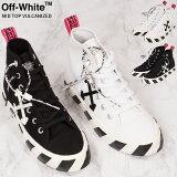オフホワイトOFFWHITEスニーカー靴メンズホワイト/ブラック40/41/42/43/44OMIA085E20FAB001