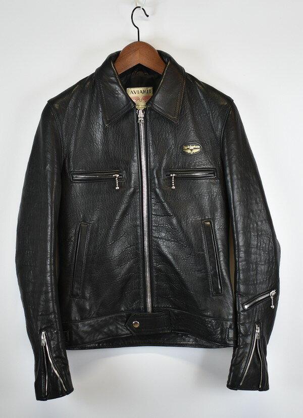 メンズファッション, コート・ジャケット Lewis Leathers 34 USED200125yast