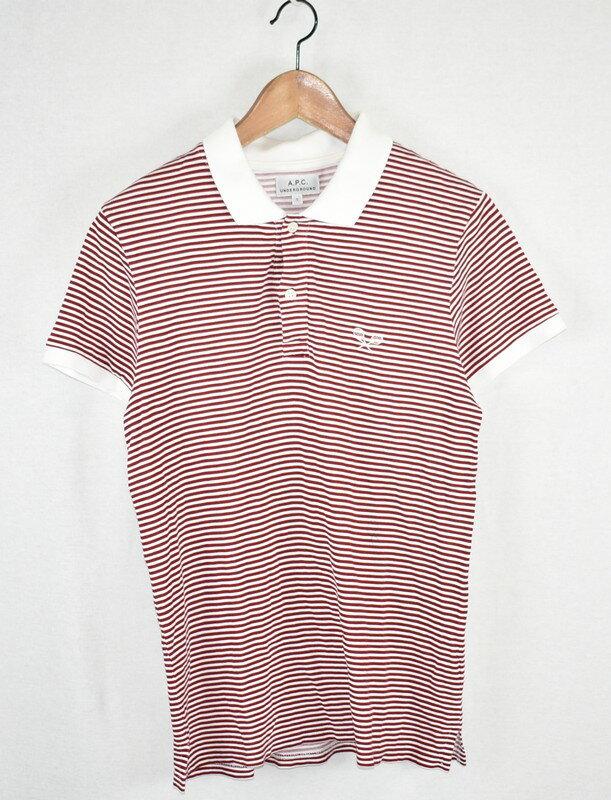 トップス, ポロシャツ APC 1 USED190731yast