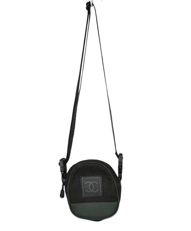 男女兼用バッグ, ショルダーバッグ・メッセンジャーバッグ CHANEL SPORTS F USED200617yast