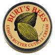 レモンバターキューティクルクリーム 17g 【Burt's Bees バーツビーズ】【ポスト便対応】