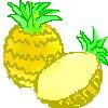 トロピカル フルーツ フレーバー パイナップル