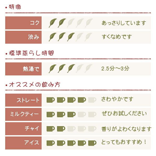天然ベルガモット香料のアールグレイ紅茶 セイロ...の紹介画像2
