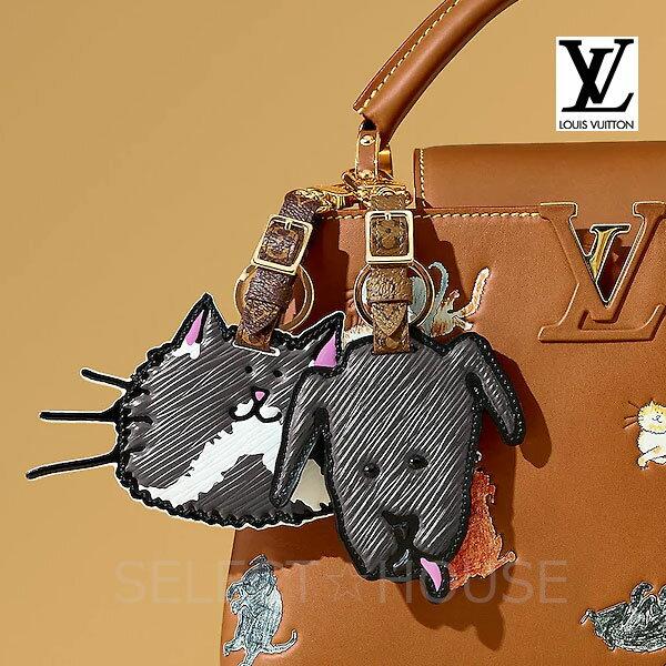 LOUIS VUITTON ルイ・ヴィトン【SELECTHOUSE☆セレクトハウス】【18/19秋冬モデル】ポルトアドレス・キャットグラム