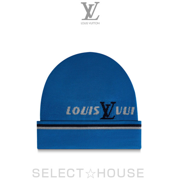 メンズ帽子, ニット帽 LOUIS VUITTON LV19ASELECTHOUSE