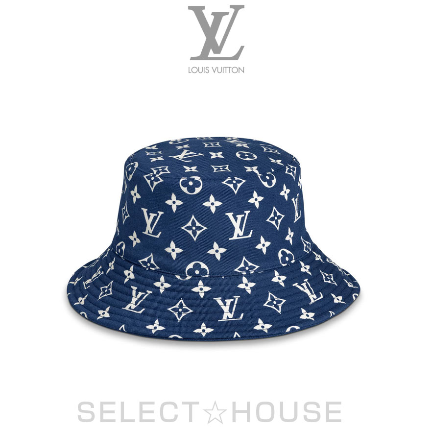 レディース帽子, ハット LOUIS VUITTON20SSLV SELECTHOUSE 20