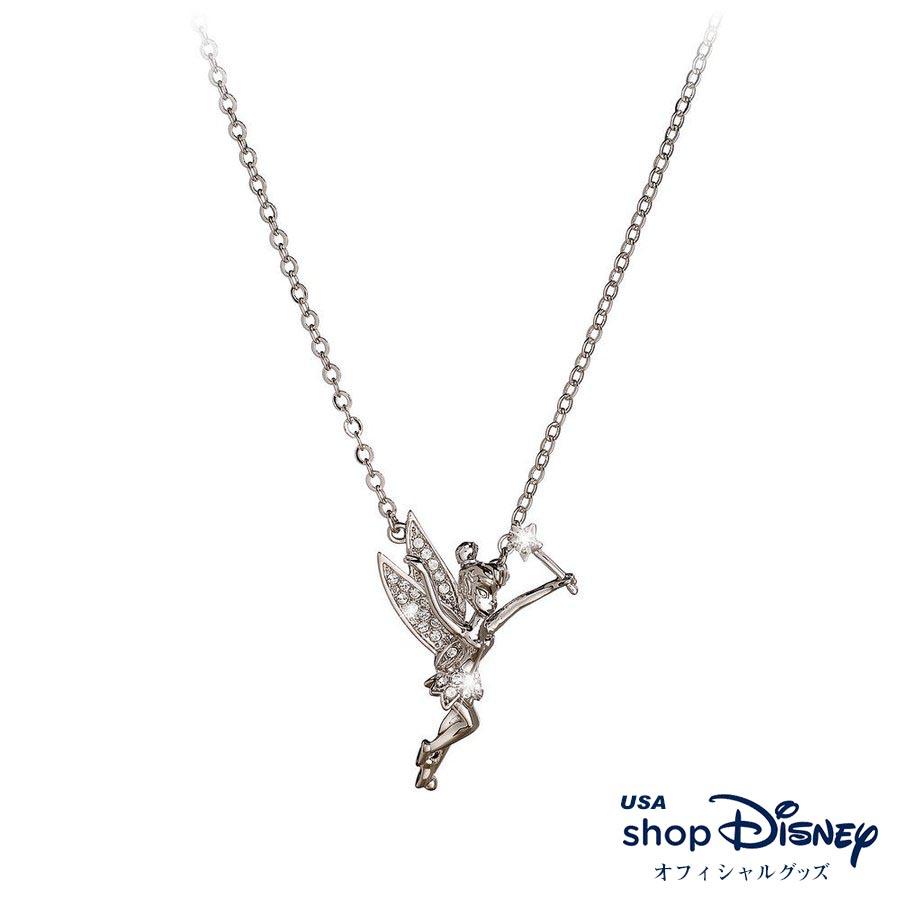 ディズニー Disney レディース ティンカーベル ピーターパン ネックレス ギフト プレゼント