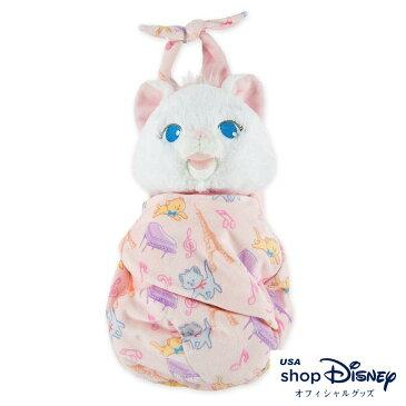 ディズニー Disney US公式 マリー おしゃれキャット ぬいぐるみ 小 スモール ベイビーズ
