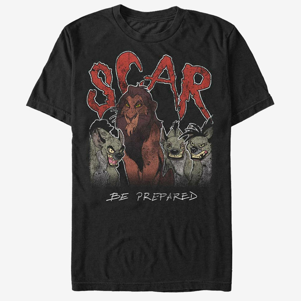 トップス, Tシャツ・カットソー  T Disney Scar And The Hyenas T-Shirt