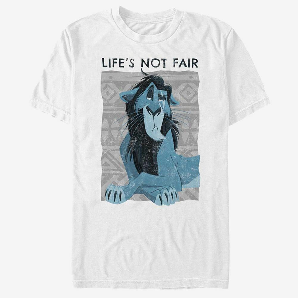 トップス, Tシャツ・カットソー  T Disney Scar Not Fair T-Shirt