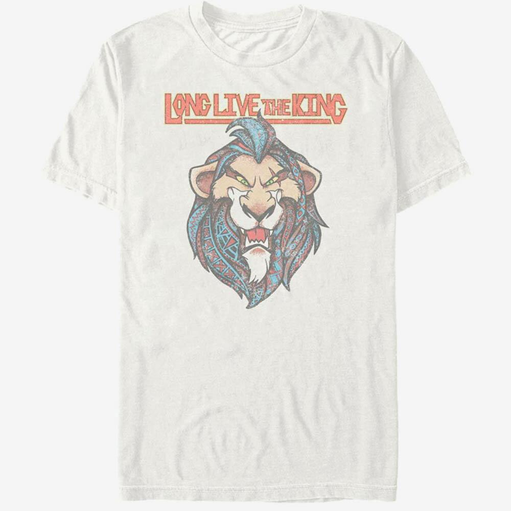 トップス, Tシャツ・カットソー  T Disney Retro Scar T-Shirt