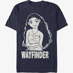 モアナと伝説の海 Tシャツ ディズニー Disney Moana Straight Forward T-Shirt レディース メンズ