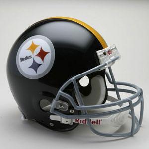 お取り寄せ NFL スティーラーズ ヘルメット 63-76 リデル/Riddell Throwback Authentic On-Field H...