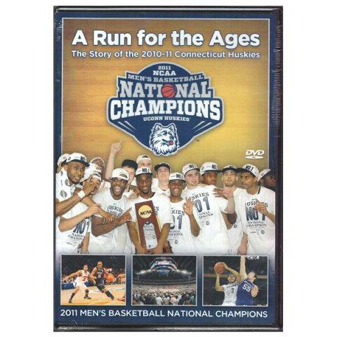 NCAA ハスキーズ 輸入盤DVD UConn 2011 National Basketball Championship【1910価格変更】