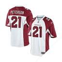 お取り寄せ NFL カーディナルス パトリック・ピーターソン ユニフォーム ホワイト ナイキ Limited ユニフォーム