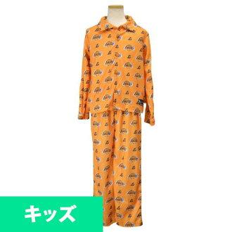 NBA 湖人兒童睡衣套黃金十字章 UNK 睡衣組
