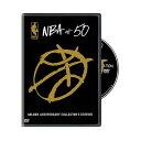 NBA DVD NBA at 50 1996【1910価格変更】