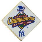 MLB ヤンキース ピンバッジ リーグ・チャンピオンシップ・シリーズ 1996 レアアイテム【1910価格変更】