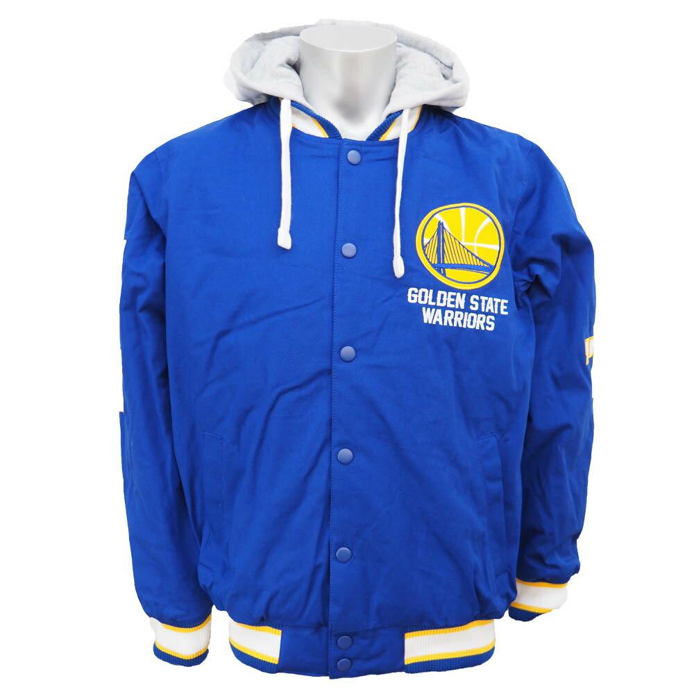 NBA ウォリアーズ グローリー ジャケット ジースリー/G-III:メジャーアメフト即納店SELECTION