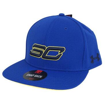 アンダーアーマー SC30/Under Armour SC30 ステファン・カリー ステフィン・カリー コア スナップバック キャップ/帽子 ロイヤル