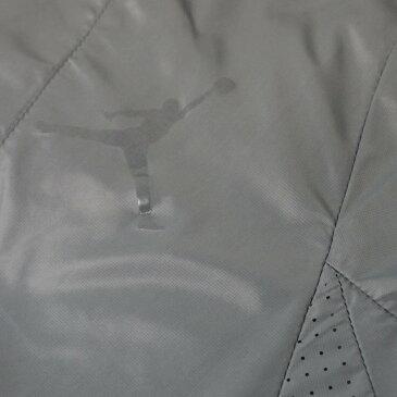 ナイキ ジョーダン/NIKE JORDAN ライト ウェイト ナイロン パーカー ジャケット グレー 719467-065 レアアイテム