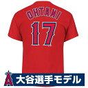 ご予約 MLB エンゼルス 大谷翔平 プレイヤー Tシャツ ...