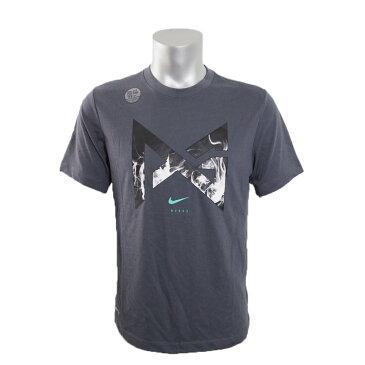 NBA ポール・ジョージ Tシャツ ドライフィットスモーク ナイキ/Nike ダークグレー