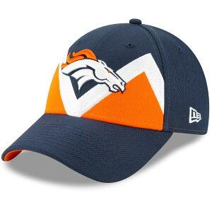 NFL ブロンコス キャップ/帽子 2019 ドラフト オンステージ アジャスタブル ニューエラ/New Era【1910価格変更】【191028変更】