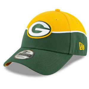 NFL パッカーズ キャップ/帽子 2019 ドラフト オンステージ アジャスタブル ニューエラ/New Era【1910価格変更】【191028変更】