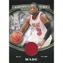 NBA ドウェイン・ウェイド マイアミ・ヒート トレーディングカード 2008-09 Treasury Relics Card Topps