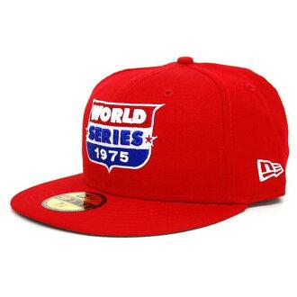 -MLB Cincinnati Reds 59 Fifty WS1975 Logo Cap New Era