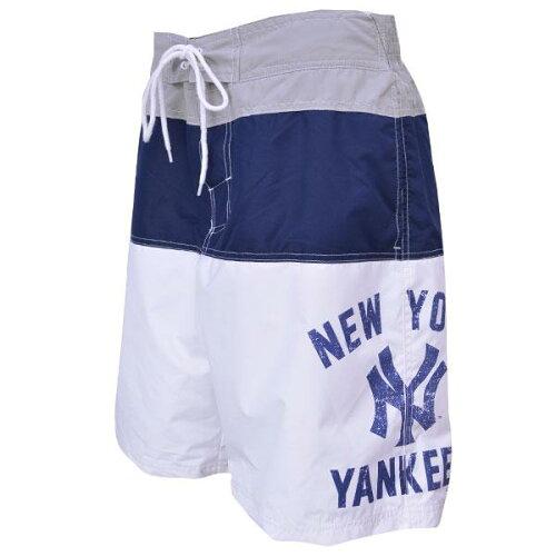 MLB ヤンキース サーフパンツ/水着 ジースリー/G-III TOMMY JOHN SWIMWEAR
