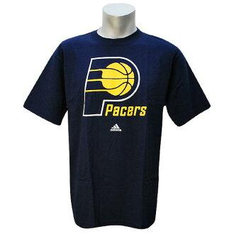 NBA Full Primary Logo Short Sleeve T-shirt Indiana Pacers (navy) Adidas