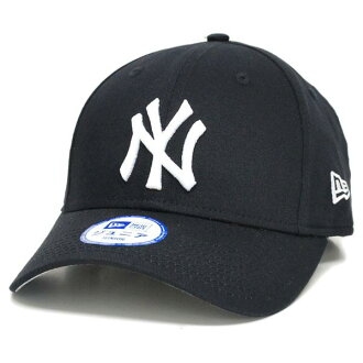 MLB New York Yankees Cotton Twill Cap (for junior) New Era