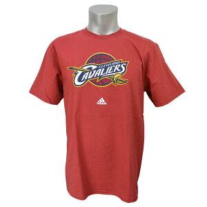 即日発送可 あす楽対応NBA キャバリアーズ Tシャツ ガーネット Adidas
