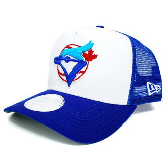 MLB Tronto Blue Jays Cooper's Town Trucker Mesh cap New Era