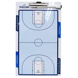 NBA COACHING board SPALDING