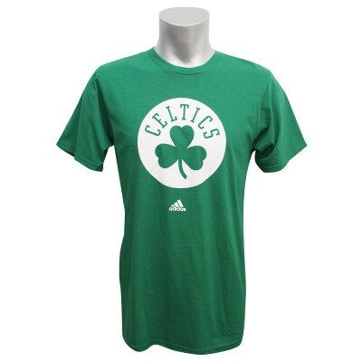 NBA セルティックス Tシャツ グリーン アディダス Full Primary Logo S…