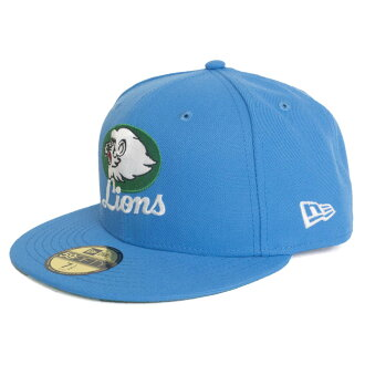 Seibu Lions 59 FIFITY alter logo Cap (LEO) New Era