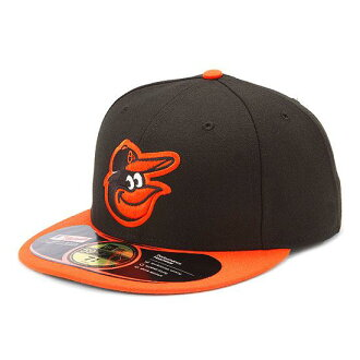 2012 (road 2012) MLB Baltimore Orioles Authentic Performance On-Field cap New Era