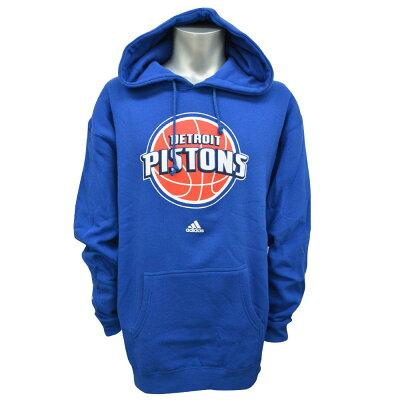 NBA ピストンズ パーカー FLEECE HOOD パーカー Adidas